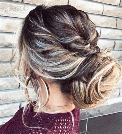 black hair styles to wear when your hair is growing out messy bun guide 40 newest messy buns for 2018