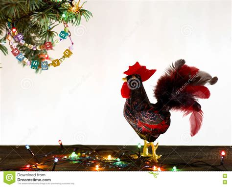 images of christmas roosters happy new year 2017 of rooster card with hand made craft
