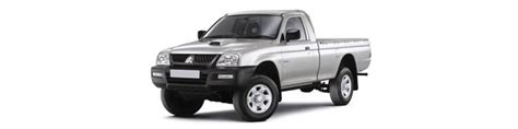 mitsubishi l200 single cab mitsubishi l200 single cab accessories 2001 2007 4x4