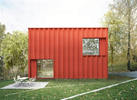 swedish house designs swedish house design is data driven and small and modern treehugger