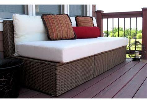 custom bench seat cushions deluxe custom bench cushion cushion source ca