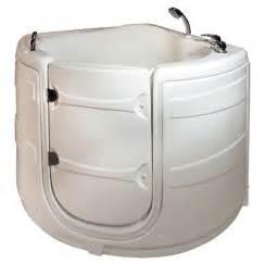 vasca da bagno con porta soluzioni bagno per disabili vasca con sportello e seduta
