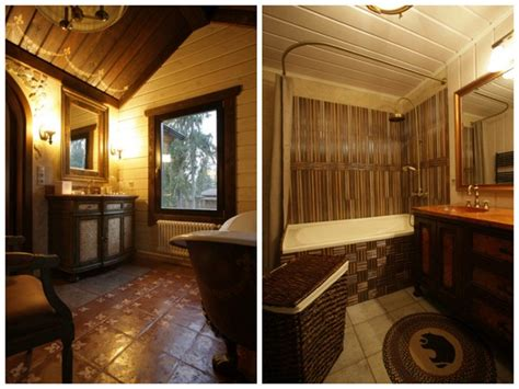 wooden house bathroom american style house in moscow suburbs decor advisor