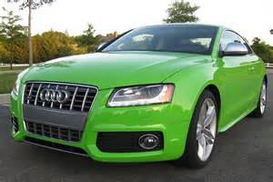 187 up for grabs baruth s porsche lime green audi s5