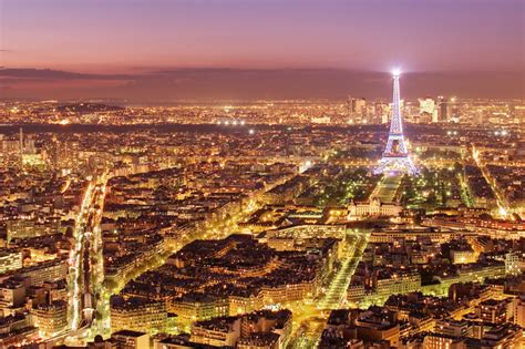 The City Of Light by Cityscape At Photo On Sunsurfer
