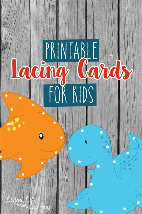 lacing card templates printable lacing cards for