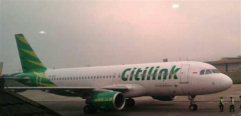 citilink gorontalo citilink indonesia buka rute penerbangan ke gorontalo