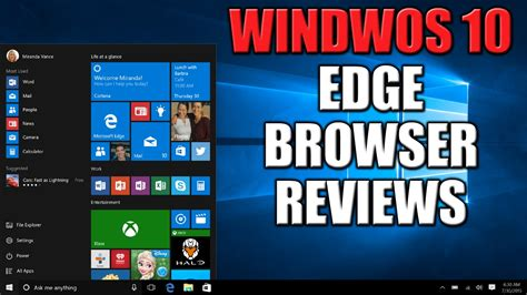 Windows 10 Edge Browser Tutorial | reset microsoft edge browser to default settings in windows 10