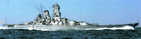ship yamato imperial battleships