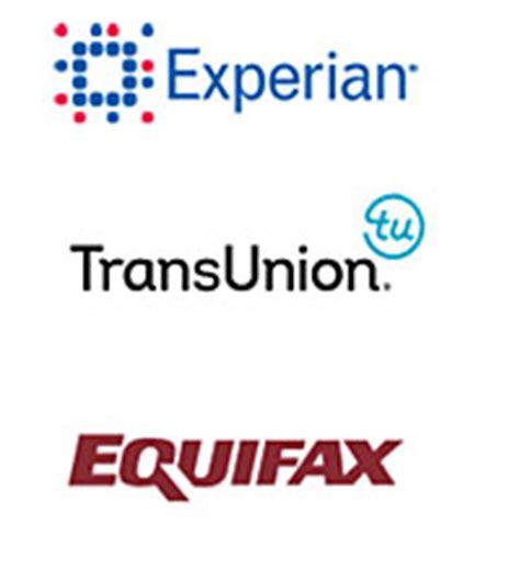 three credit reporting agencies top three credit reporting agencies agree to changes to