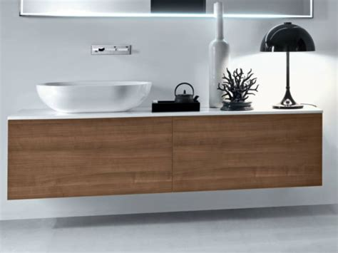 Wood Vanity Units by Via Veneto Vanity Unit With Drawers By Falper Design