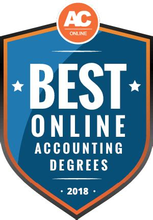 Mba Accounting Programs In Nyc by 100 Best Accounting Degree Programs Earn Your