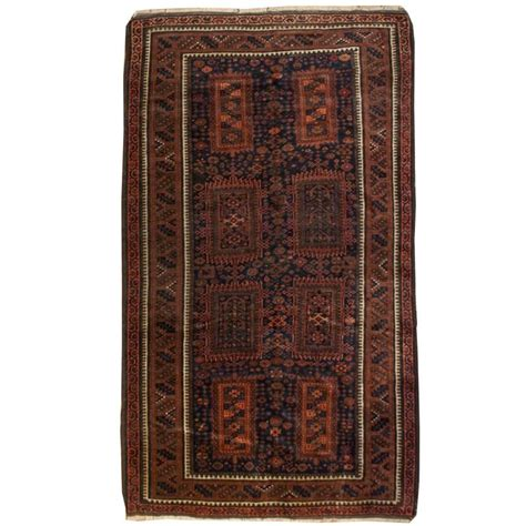 early 20th century baluch rug for sale at 1stdibs