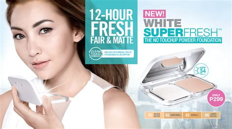 Maybelline White Fresh maybelline white superfresh lazada ph