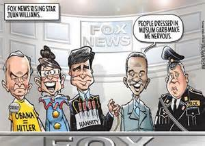 Image result for pics fox news republican party implode cartoon