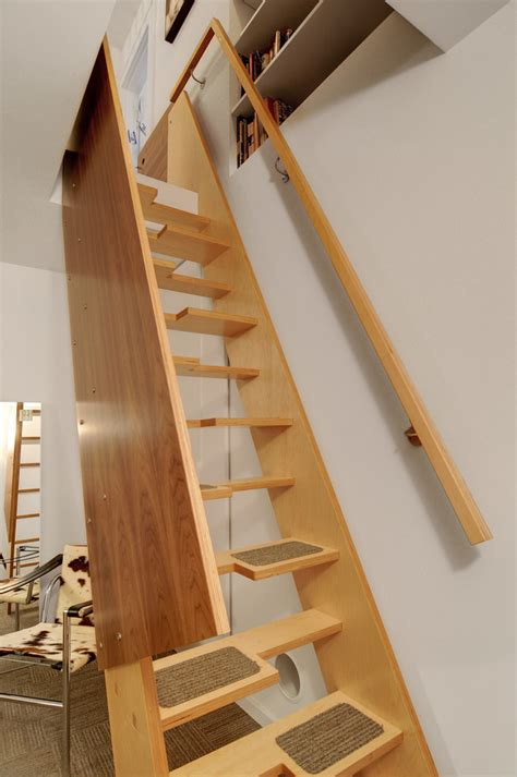how to build stairs in a small space 27 really cool space saving staircase designs digsdigs