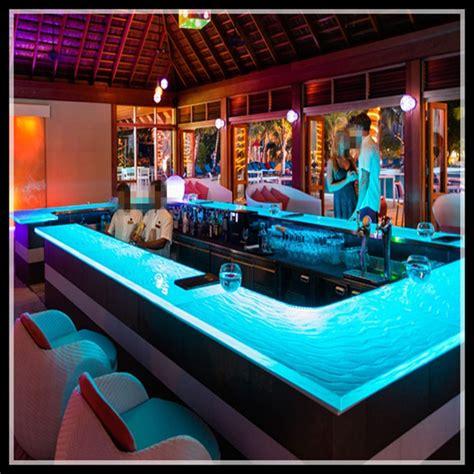 Bar A Vin Moderne by Commercial Moderne Vin Mini Lumineux Led Comptoir De Bar 224