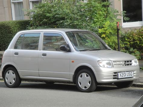 2000 daihatsu cuore photos informations articles