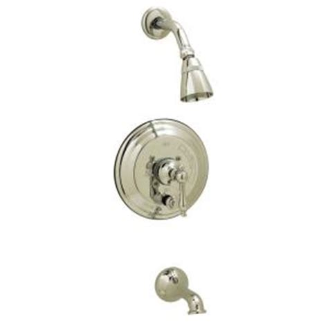 Diana Faucet by Innova Diana Single Handle Tub And Shower Faucet In