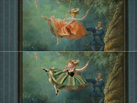 the swing by jean honor fragonard 4 hidden easter eggs in disney s quot frozen quot the o jays