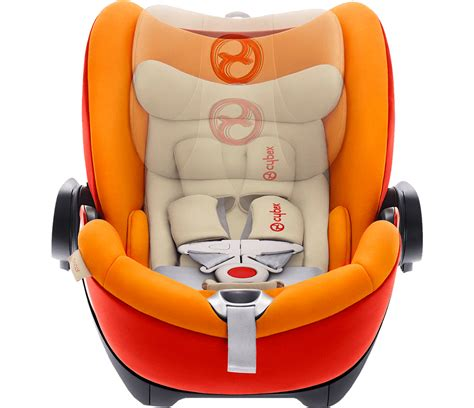 Most Comfortable Toddler Car Seat by Cybex Cloud Q Plus Infant Car Seat With Base Autumn Gold