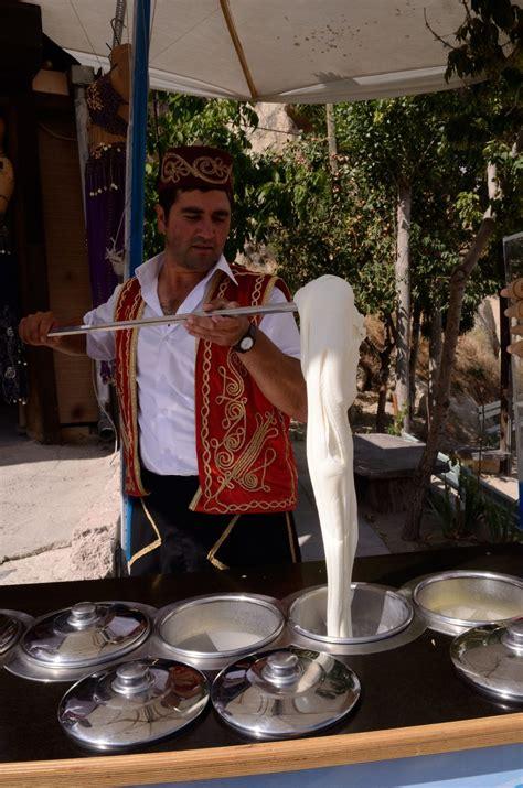 Salep Verile dondurma elastic turkish icecream