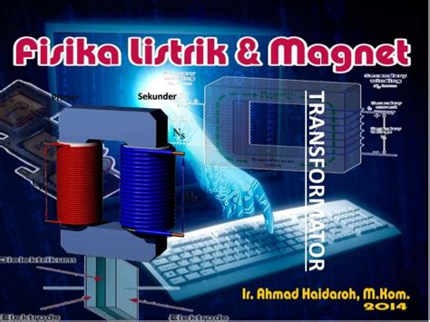 Cd Listrik Dan Magnet transformator materi 7 fisika listrik dan magnet