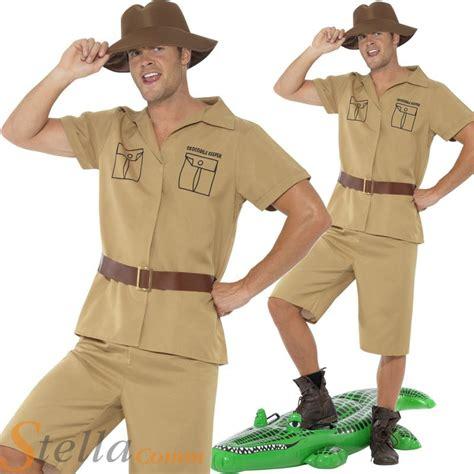 Baju Bayi Costume Gentleman mens safari costume crocodile zoo keeper jungle fancy dress ebay