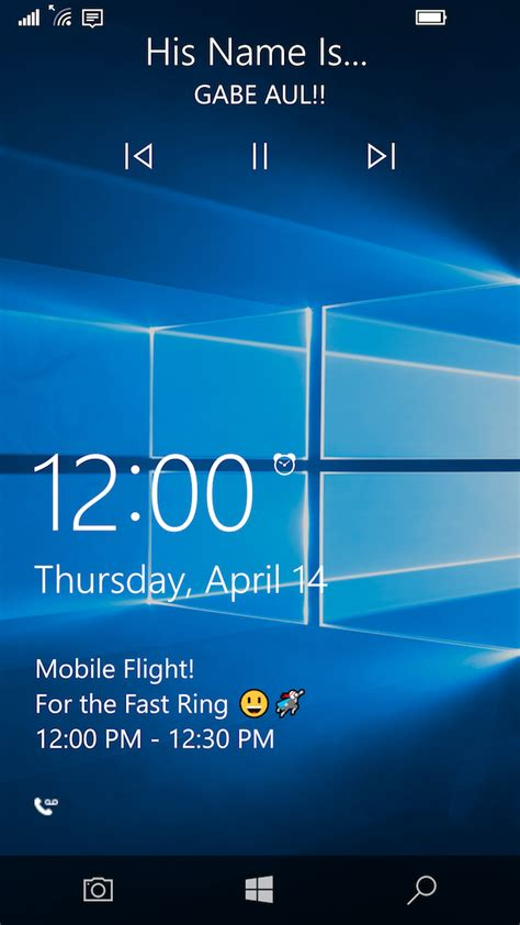 microsoft releases windows  mobile insider preview build