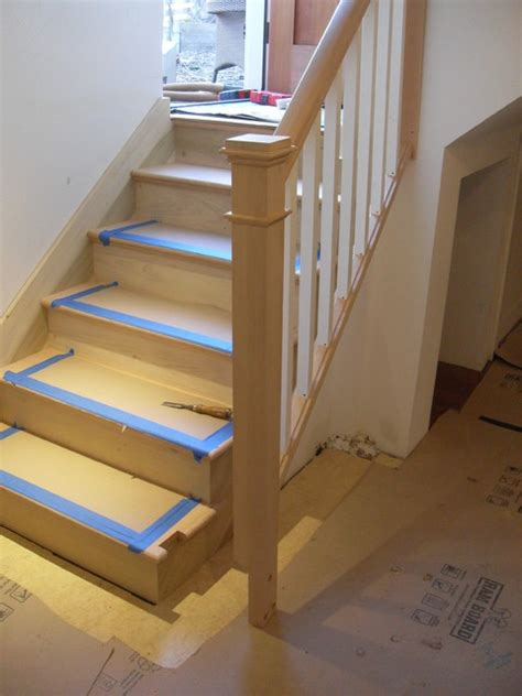 Removable Banister by Removable Handrail Traditional Portland By Portland
