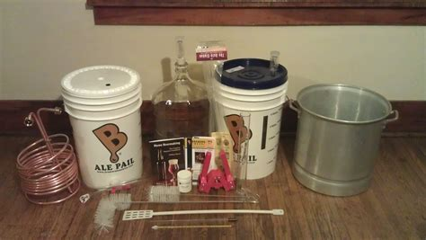 best brewing equipment what home brew kit to buy autosiphon