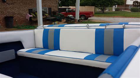 boat repair upstate sc marine upholstery sc anchor stitch interior restoration