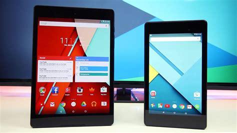 Nexus 7 Vs 9 by Nexus 7 Vs Nexus 9 Dogfight