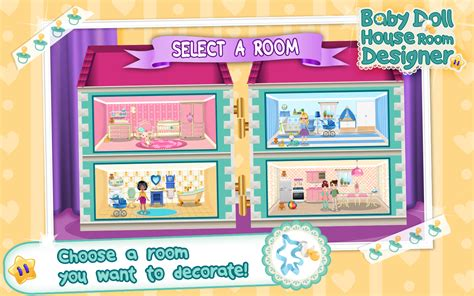 design doll games online baby doll house room designer android apps on google play