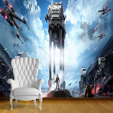 wars wall murals wallpaper 1000 images about wars on darth vader light saber and murals