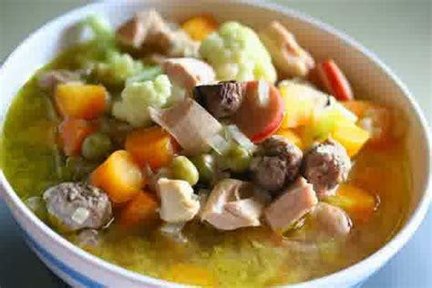 cara membuat kuah bakso enak dan sedap image gallery sayur sop