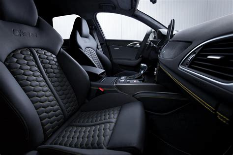Audi Exklusiv by Audi Exclusive Rs6 Is A One Family Batmobile