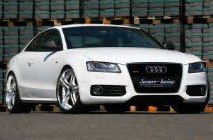senner tuning audi a5 30 tdi white speed 1 a5 tunig