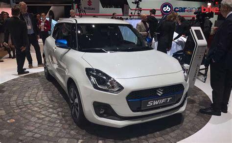Maruti Suzuki Motors India Geneva Motor Show 2017 New Maruti Suzuki Debuts