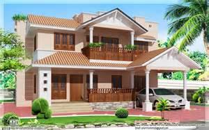 Kerala Home Design Villa by Villa Homes 1900 Sq Feet Kerala Style 4 Bedroom Villa
