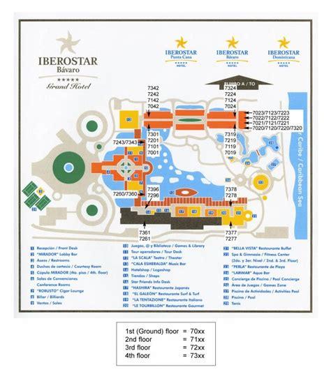 iberostar resort map iberostar resorts hotels photo gallery map with room