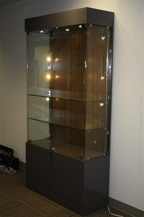 Modern Glass Cabinet by Glass Display