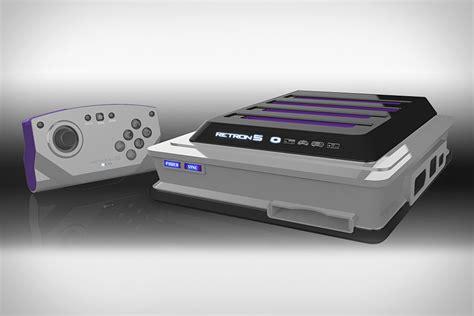 emulatore console retron 5 delayed until 2014 gamespot