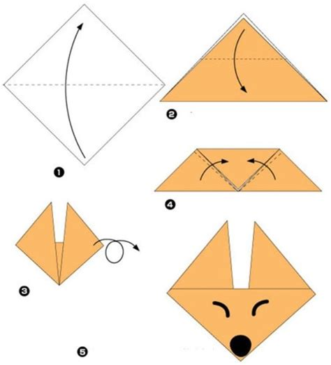 Basic Origami For - best 25 simple origami for ideas on