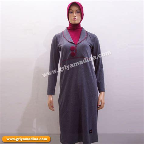 Vo St Trendy Merah Putih koleksi st kaos 28 madina griya busana muslim busana