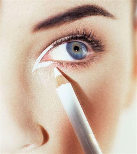 7 Gorgeous Ways To Wear Eye Shadow by 20 Gorgeous Ways To Wear White Eye Liner