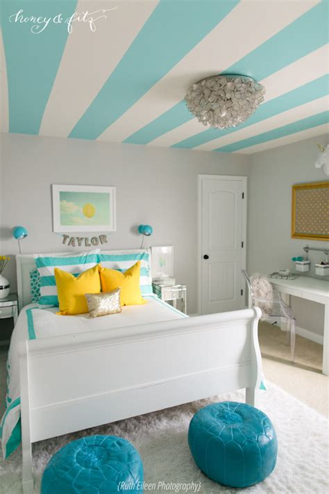 turquoise and yellow bedroom rooms and we january 2014 week 5 project