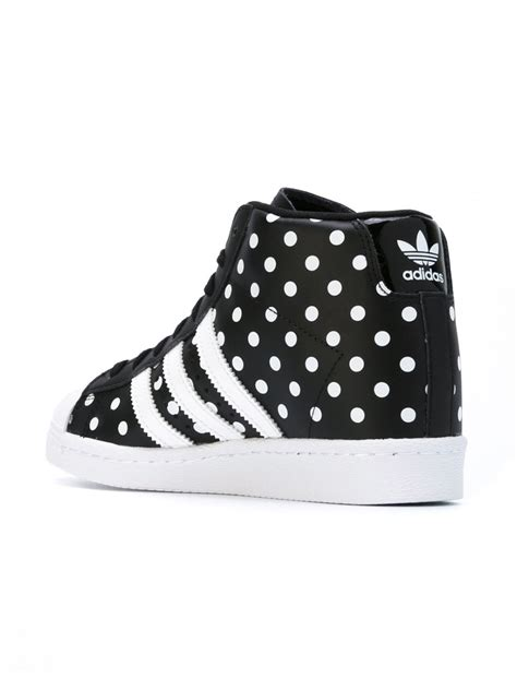 Adidas Superstar High 4 adidas superstar high top