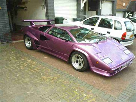 Lamborghini Car Kits For Sale Lamborghini Countach Kit Car Car For Sale