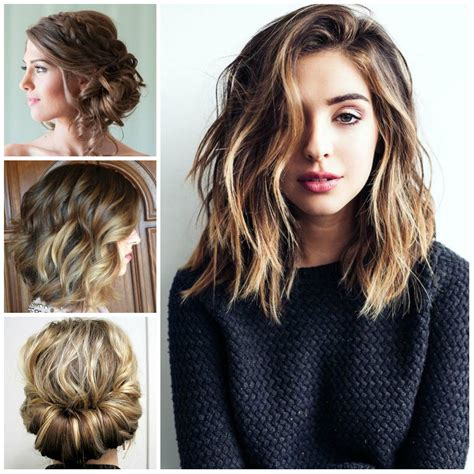 Best Medium Hairstyles For 2016 by Wavy Hairstyles Hairstyles 2016 2017 New Haircuts And